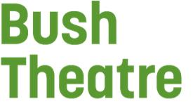 Bush Theatre Logotype Green | White Background