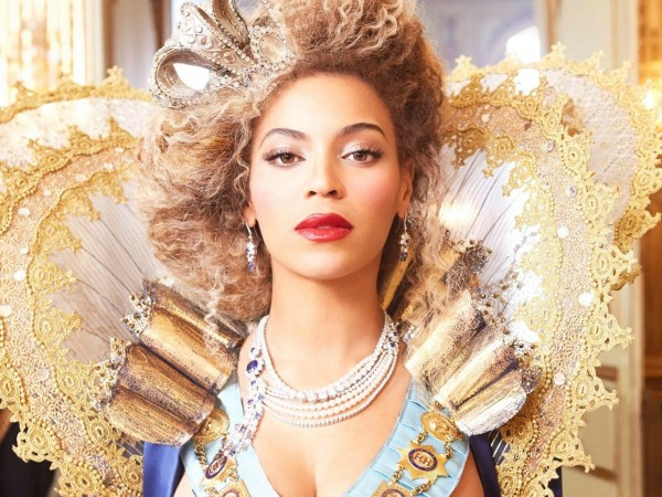 """A nomination from members of the Bush Team who said if Jay-Z made the list but not Beyonce they'd walk out. Beyonce has said: """"Power's not given to you. You have to take it."""""""