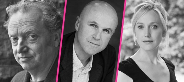 Paul Hunter will appear on 19th November, Tim Crouch on 20th November, and Hattie Morahan on 21st November.
