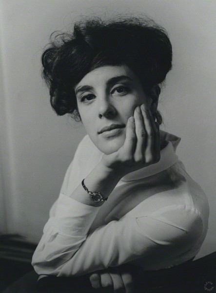 NPG x24428; Eleanor Bron by Lewis Morley