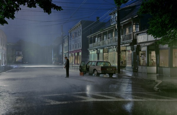 Untitled, summer (from Beneath the roses). Photo: Gregory Crewdson, 2004