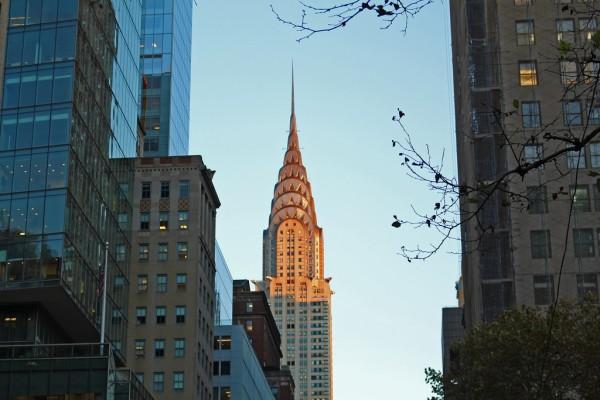 Crysler Building New York