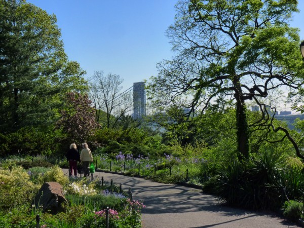 Fort Tryon park New York