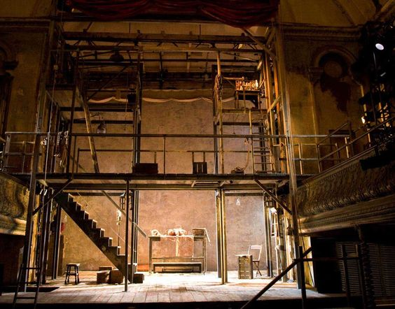 The Tragedy of Thomas Hobbes, RSC/Wilton's Music Hall
