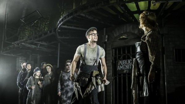Urinetown. Photo: Johann Persson
