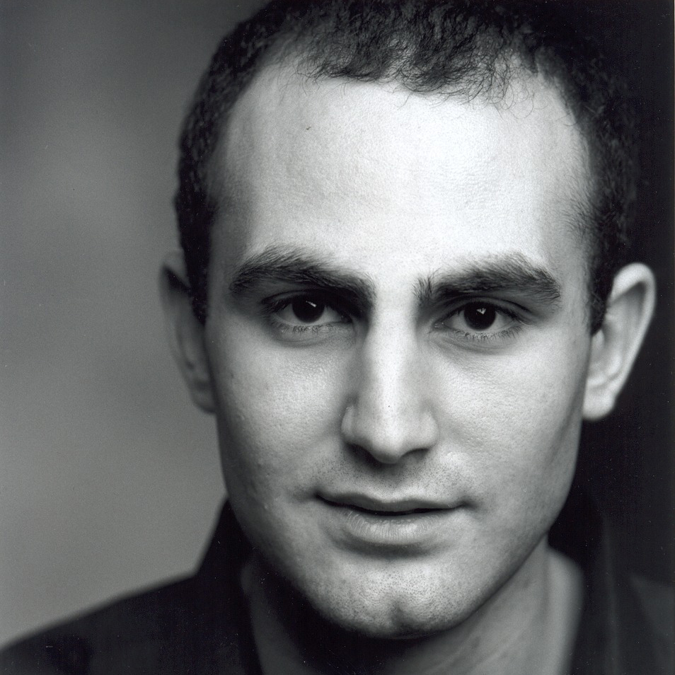 Khalid Abdalla Headshot