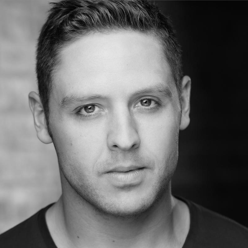 James Stanyer Actor Headshot