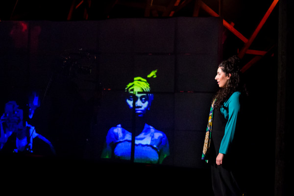 Image result for babylon beyond borders, bush theatre